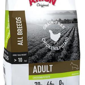 Arion no grain chicken