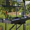 Drivhus bord og drivhushylde