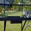 Drivhushylde og bord